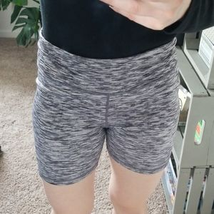 [Reebok] Space Dyed Athletic Shorts
